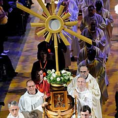 Catholic Monstrance